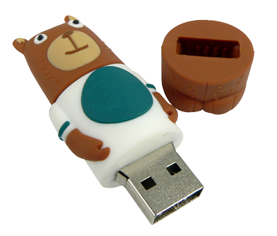 Bespoke Bear USB