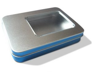 USB Metal Box with Window