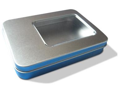 USB Metal Box with Window